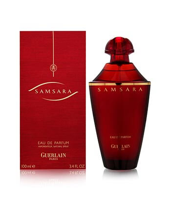 Guerlain Samsara Edt 100ML-Women