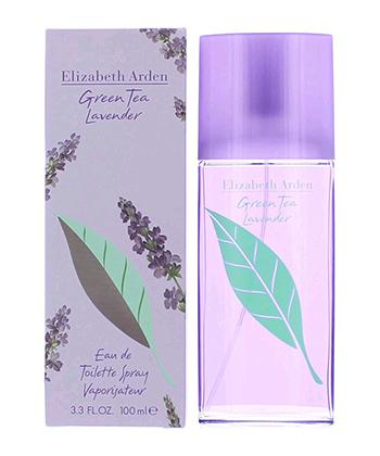 Elizabeth Arden Green Tea Lavender Edt 100 Ml-Women