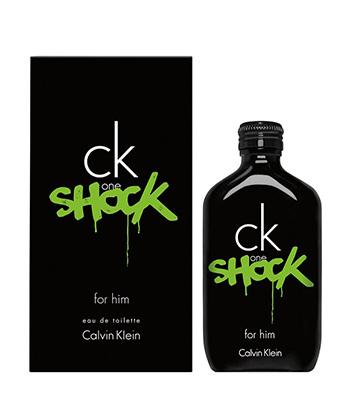 CK One Shock Edt 100ML-Men