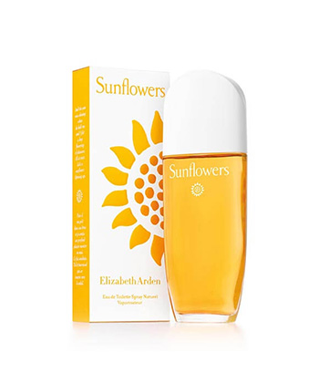 Elizabeth Arden Sunflowers Edt 100ML-Women