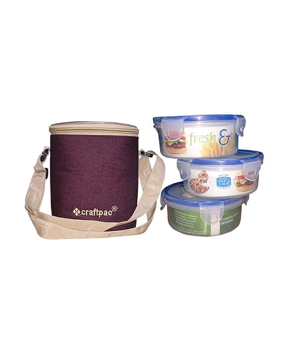 Craft Pack Lunch Box