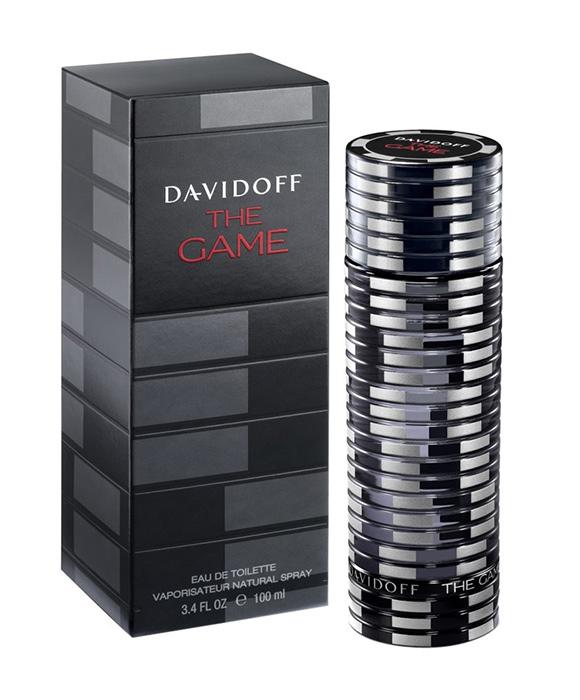 <b>GAME THE DAVIDOFF FOR MEN</b><br> For Men