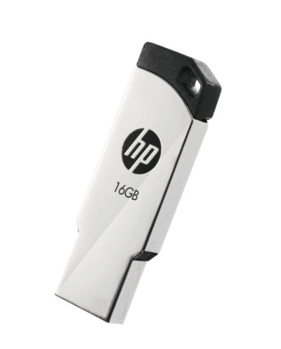 Hp Metal Body 16 Gb Pen Drive